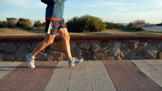 Take 5: Marathon Training Tips