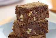 Chocolate Chia Brownies