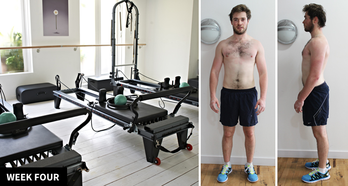 Body By Lomax: The Wallace Transformation – Week 4