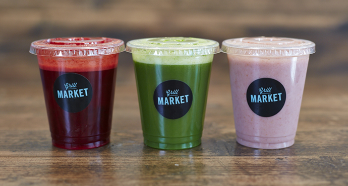 Grill Market Juice Cleanse