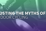 Busting the Myths of... Indoor Cycling