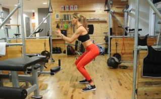 The Model Advocate: Lower Body Workout