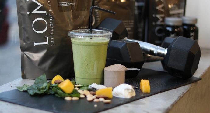 Recipe: Bienestar's Post-Workout Shake
